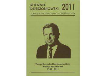 Rocznik Dzierżoniowski 2011