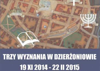 Trzy wyznania w Dzierżoniowie