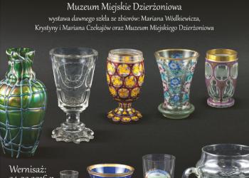 Szkło – kruche dziedzictwo, w zbiorach lokalnych kolekcjonerów
