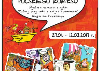 Historia polskiego komiksu