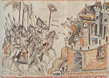 """Zaproszenie na wykład """"Osobliwe i zagadkowe zdarzenia w czasie najazdu Mongołów na Śląsk w 1241 r."""""""