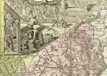 Śląsk w kartografii XV-XVIII w.