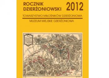 Rocznik Dzierżoniowski 2012