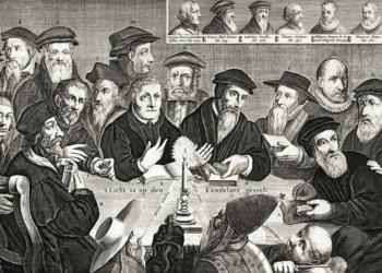 """Zaproszenie na wykład """"500-lecie Reformacji. Urząd duchowy w Kościele katolickim i ewangelickim"""""""