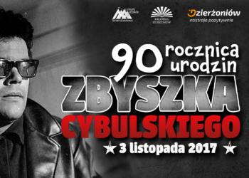 90. rocznica urodzin Zbigniewa Cybulskiego