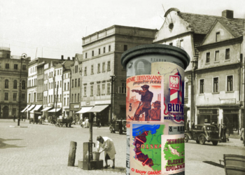 Powrót nad Odrę i Bałtyk – wystawa plakatu Ziem Odzyskanych