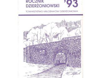 Rocznik Dzierżoniowski 1993