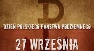 Uroczyste obchody 80. rocznicy powstania Polskiego Państwa Podziemnego 27 września 2019 roku