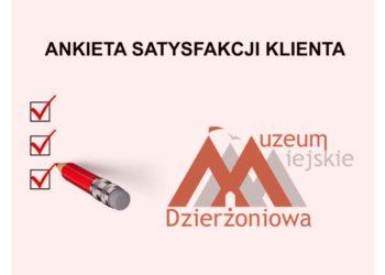 Ankieta satysfakcji klienta Muzeum Miejskiego Dzierżoniowa