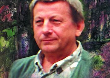 Zaproszenie na spotkanie wspomnieniowe poświęcone pamięci dzierżoniowskiego artysty Henryka Kluzy (1935-2013).