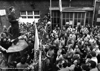 Solidarność i upadek żelaznej kurtyny