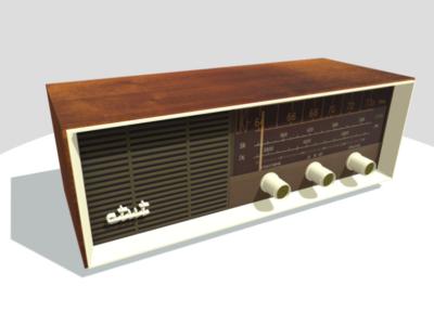 radiodbiornik Atut