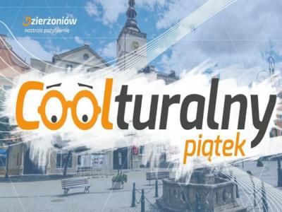 logo Coolturalnych Piątków w Dzierżoniowie