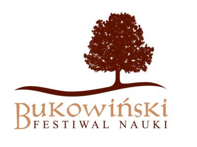 logo Bukowińskiego Festiwalu Nauki
